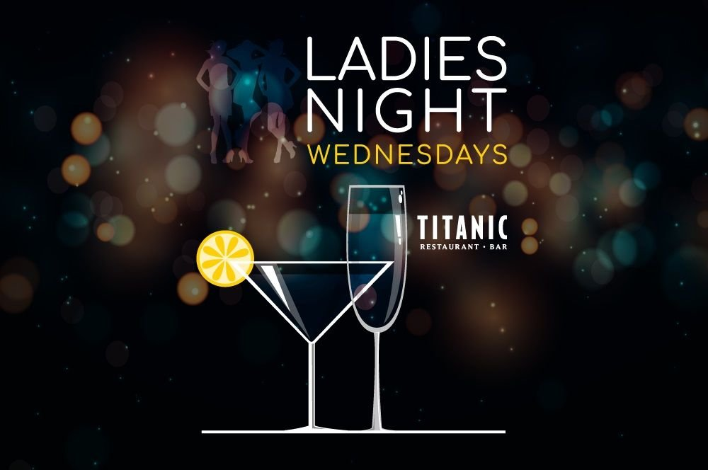 ladies night Beyrouth TITANIC BAR