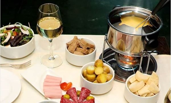 Cheese Fondue night