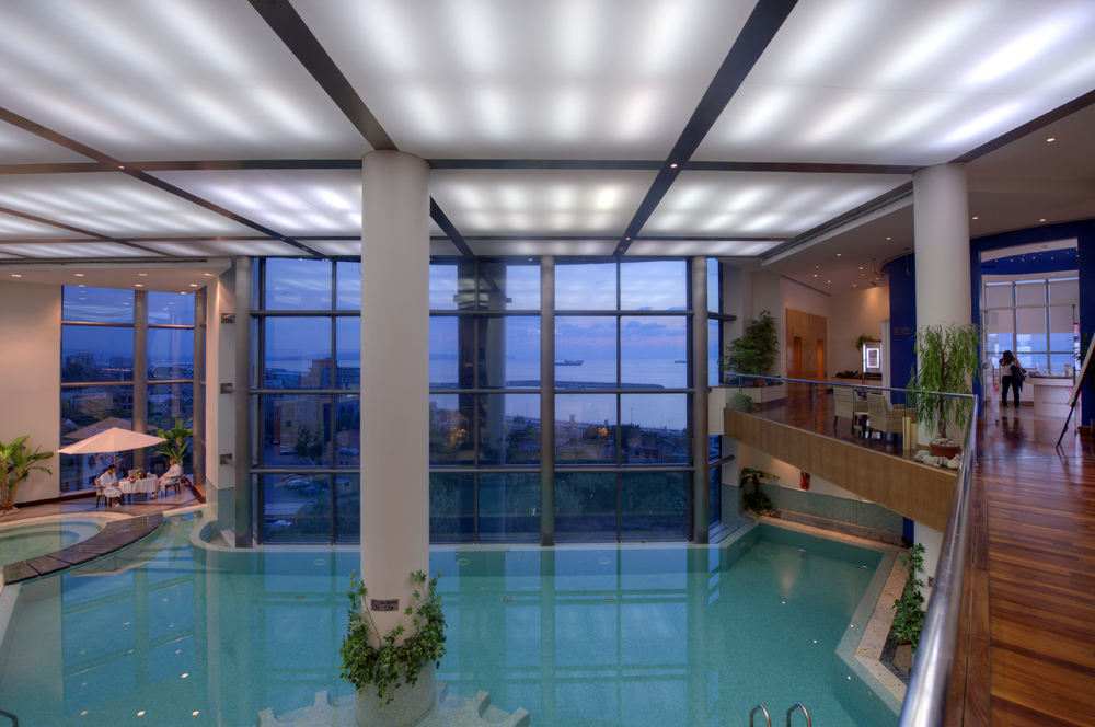 Beirut fitness spa for Indoor swimming pool in lebanon